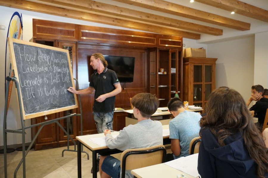 Vacanze Estate Inpsieme Italia -English camp in Trentino