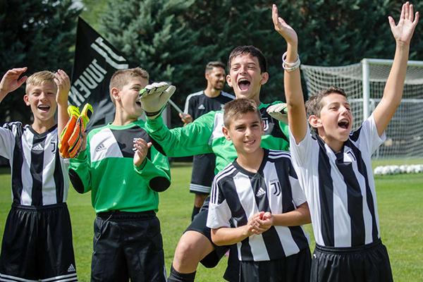 Vacanze Estate Inpsieme - Juventus Summer Camp