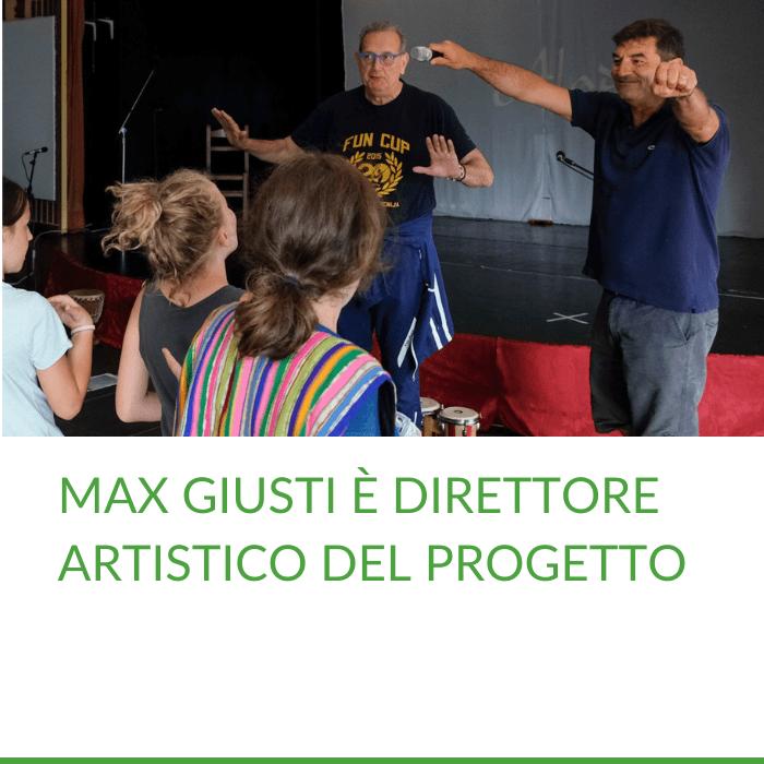 Camp Trentino con Max Giusti