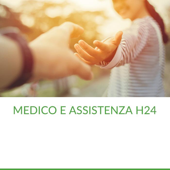 Camp Trentino assistenza h24