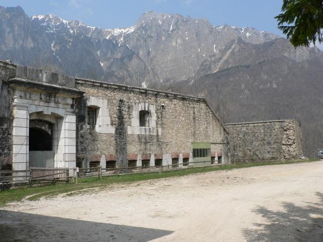 Forti della Grande Guerra in Trentino