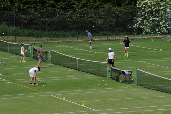 Sport & Tennis Summer Camp