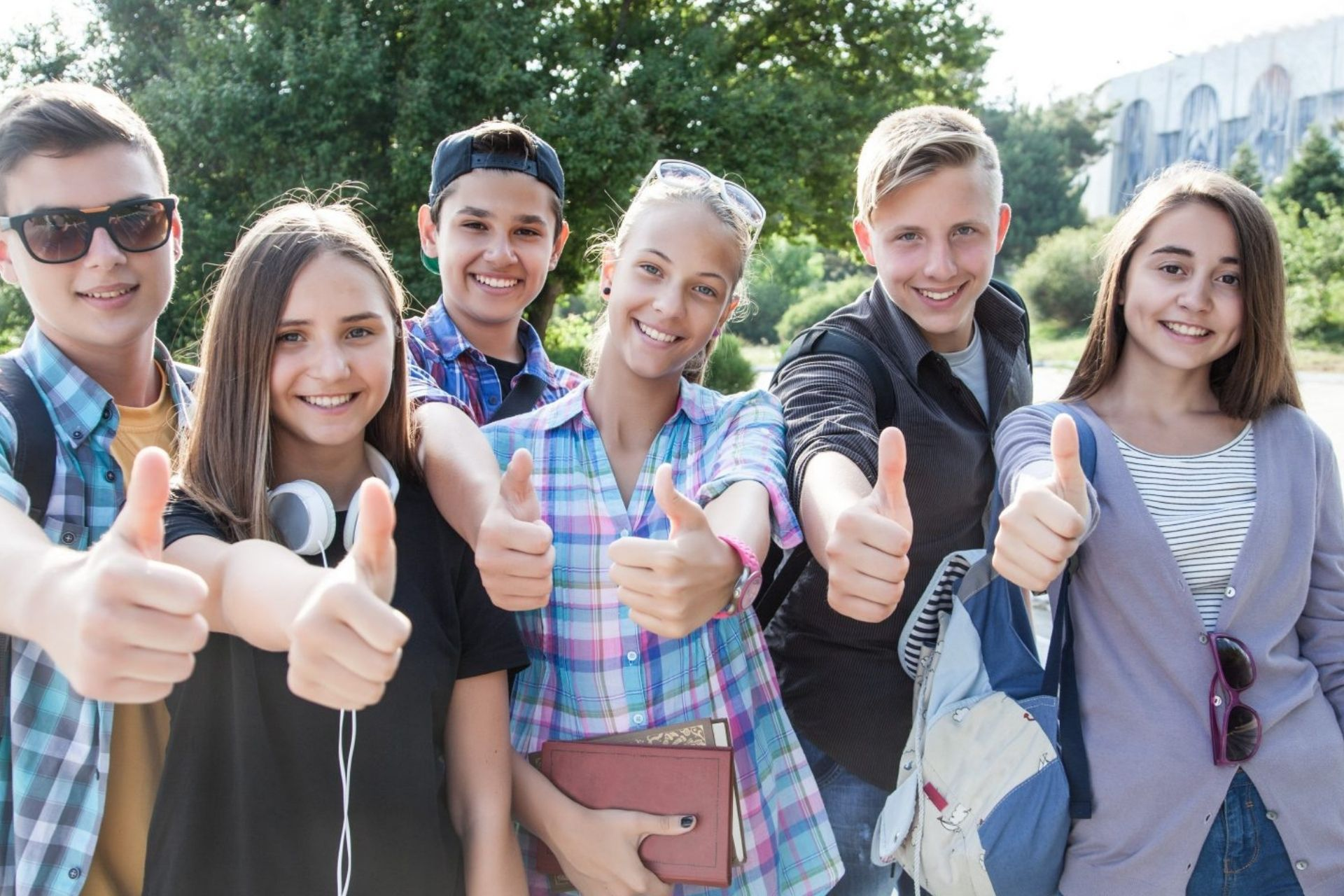 Vacanze Estate Inpsieme in Trentino per ragazzi delle scuole superiori
